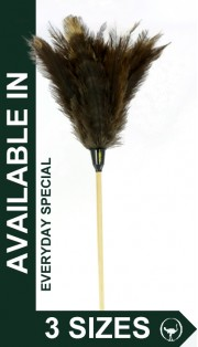 Value Ostrich Feather Dusters