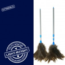 Light-weight Duo - 32 & 34 inch plastic handle
