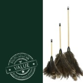 Value Treble - 14, 20 & 28  inch brown duster