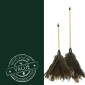 Value Duo - 20 & 28 inch brown duster