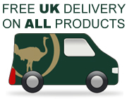 Free UK Delivery on ALL products