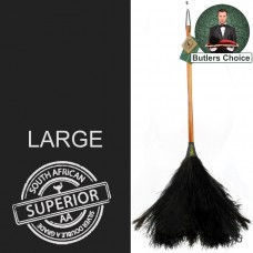 Hobson 28 - 28 inch black duster