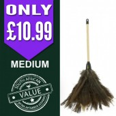 Value 20 - 20 inch brown duster
