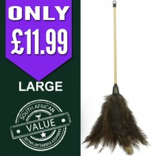 Value 28 - 28 inch brown duster