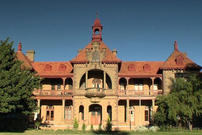 Ostrich Palace
